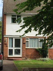 PVCu windows for residential properties.
