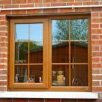 img of timber effect window