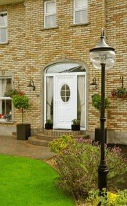 Endurance doors offer exception security, style comfort and choice.
