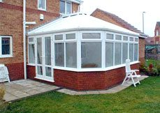Picture of a liverpool conservatory.
